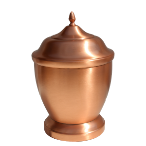 Copper Cremation Urn 702