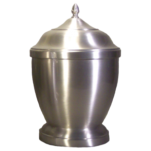 Pegasus Large Pewter Creamation Urn 102