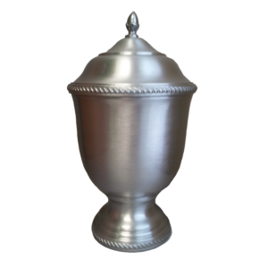 Aegis Small Pewter Pet Creamation Urn 401