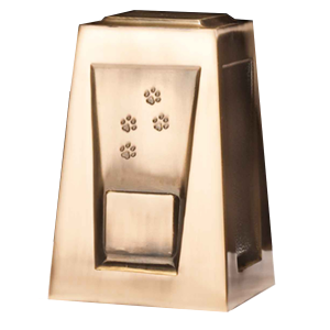 Olympus Paws, Large Pet Urn