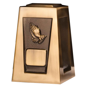Olympus Praying Hands, Large Urn