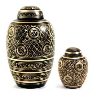 Radiance Brass Infant/Child Urn
