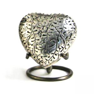 Silver Oak Heart Keepsake
