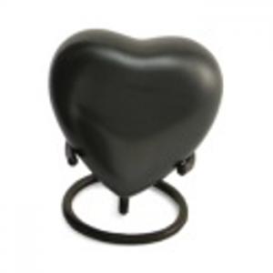 Classic Slate Heart Keepsake with Velvet Box