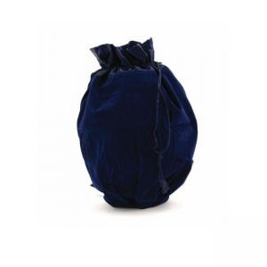 Sapphire Velvet Keepsake Urn Bag
