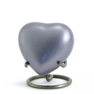 Lineas Starlight Blue Heart Keepsake