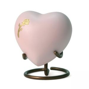 Aria Rose Heart Keepsake