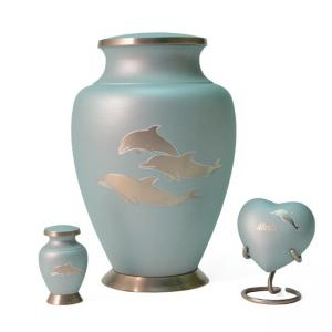 Aria Dolphin Adult Urn