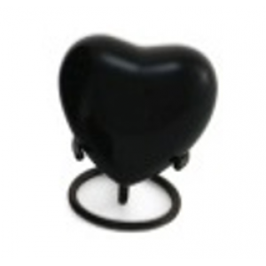 Satoria Onyx Heart Keepsake
