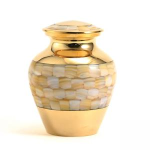 Mother of Pearl Elite Infant/Child Urn