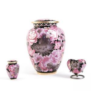Floral Blush Elite Adult Urn