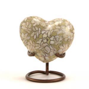 Essence Opal Heart Keepsake