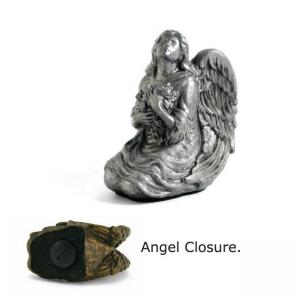 Serenity Angel Antique Pewter Finish Keepsake