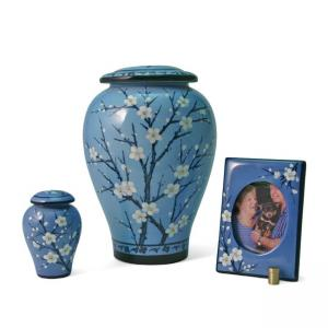 Plum Blossom Adult Urn