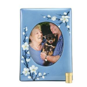 Plum Blossom Photo Frame /Personal Keepsake