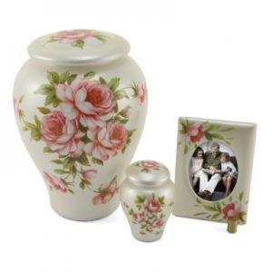 Rose Bouquet Adult Urn