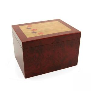 Autumn Leaves Large/Adult Memory Chest
