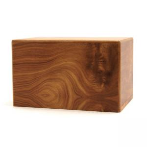 Large/Adult MDF Natural Box Urn