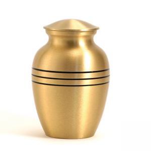 Classic Bronze Small Pet Urn