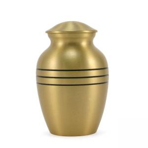 Classic Bronze Extra Small Pet Urn