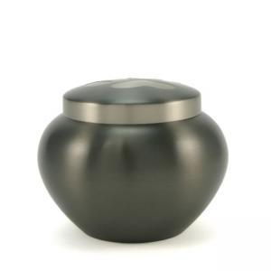 Odyssey Slate Petite Pet Urn