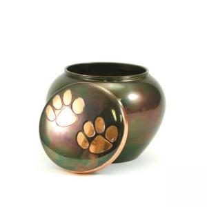 Odyssey Raku Extra Small Pet Urn