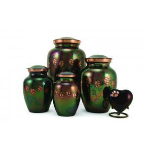 Classic Paws Raku Large/Family Pet Urn