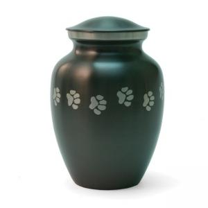 Classic Paws Slate Small Pet Urn
