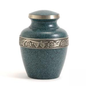 Avalon Evening Blue Extra Small Pet Urn