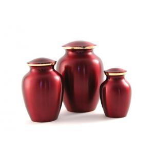 Classic Pet Crimson Small Urn