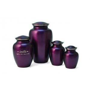 Classic Pet Violet Small Urn