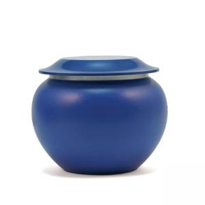 Pagoda Sky Blue Small Pet Urn
