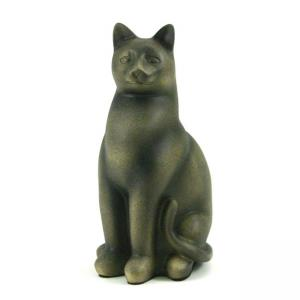 Elite Cat Sable Pet Urn