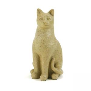 Elite Cat Fawn Pet Urn