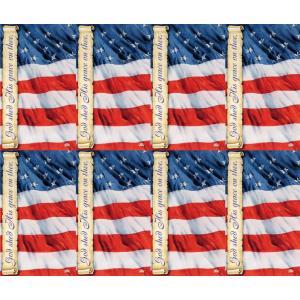 Star Spangled Banner- 8 UP