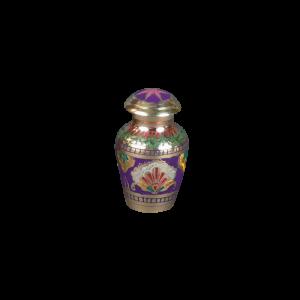 Antiqua II Token - Mixed Color - Vase Purple