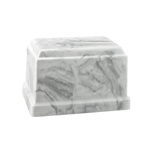 Centurian I - Rectangle, White with Grey Vein (Adult)