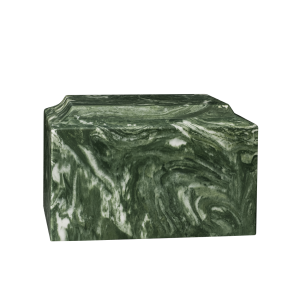 Springfield IV - Rectangle, Green with White Vein (Adult)