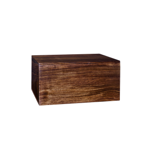 Basic Box - Mid Tone Wood Box (Adult)