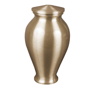 Nova I - Contemporary Vase with Plain Finish (Adult)