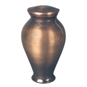 Twilight - Contemporary Charcoal Vase with Gradients (Adult)