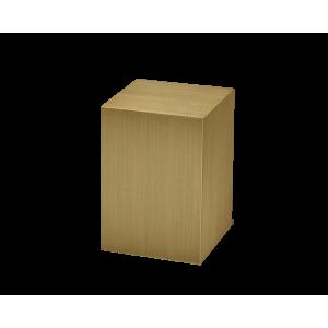 Innocence - Plain Bronze Cube