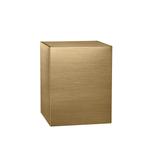 Simplicity - Plain Fabricated Cube (Adult)