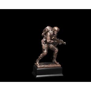 Marine Rifleman - Sculpted Marine Rifleman w/Base