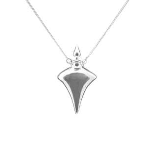 Star - Sterling Silver with Chain
