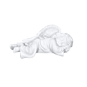 Sleeping Cherub - Marble