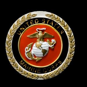 Marines - Cast Stone