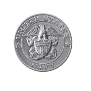 Navy - Silver