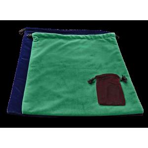 Urn Bag, Large - Blue, Large