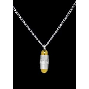 Bullet – Stainless Steel with Chain